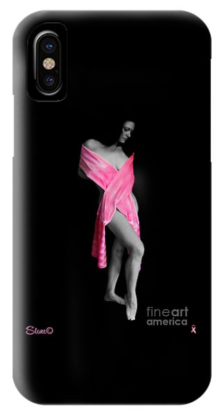 The Naked Truth It Can Happen To You Too IPhone Case