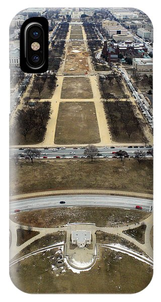 The National Mall IPhone Case
