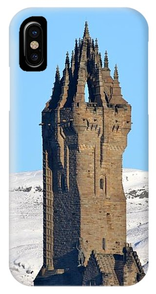 The National Wallace Monument IPhone Case