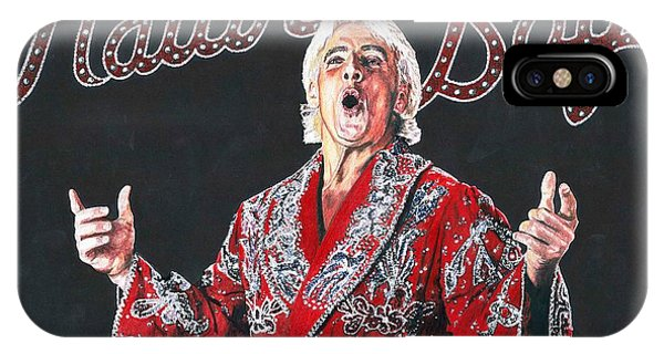 The Nature Boy, Ric Flair IPhone Case
