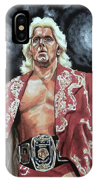 The Nature Boy Ric Flair IPhone Case