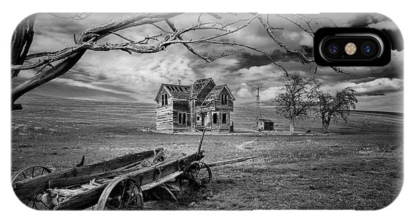 The Nelson Homestead IPhone Case