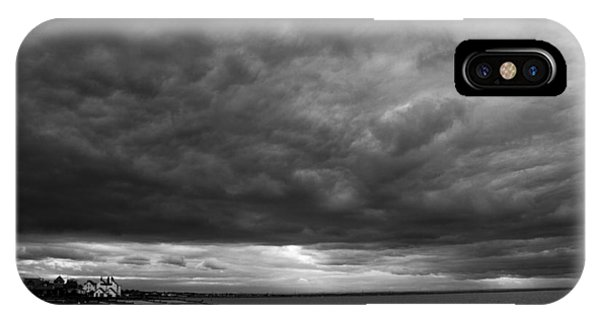 The Neptune Whitstable IPhone Case