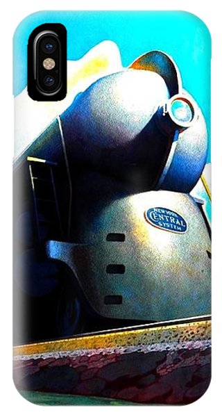 The New 20th Century Limited New York Central System 1939 IPhone Case