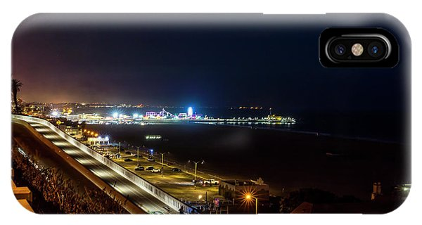 The New California Incline - Night IPhone Case