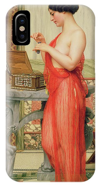 The New Perfume, 1914 IPhone Case