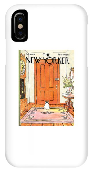 The Long Wait IPhone Case