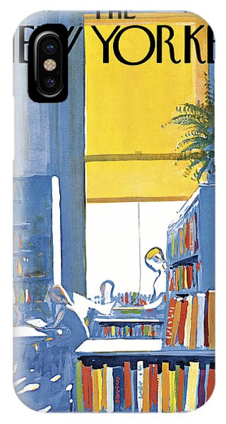 New Yorker June 29th 1968 IPhone Case