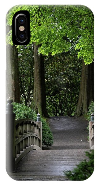 IPhone Case featuring the photograph The Next Step by Brandy Little