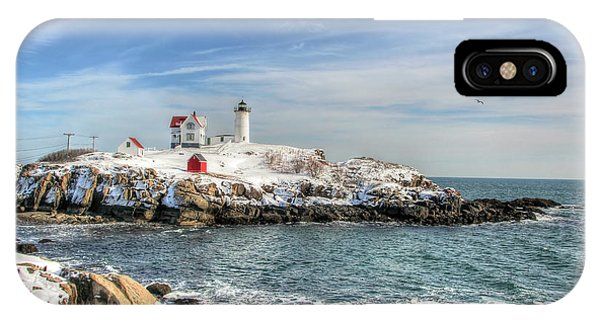 The Nubble Light IPhone Case
