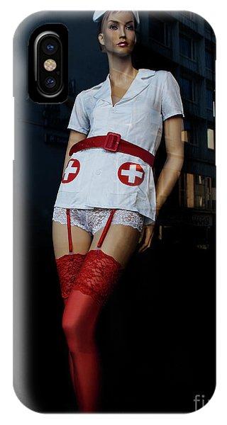 The Nurse IPhone Case