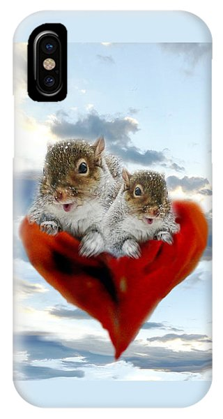 The Nuttings Are Coming IPhone Case
