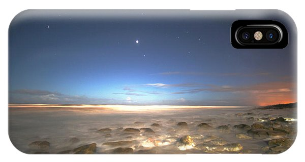 The Ocean Desert IPhone Case