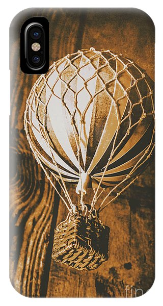 Gallery Wall iPhone Case - The Old Airship by Jorgo Photography - Wall Art Gallery
