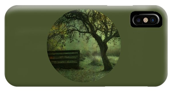 The Old Apple Tree IPhone Case