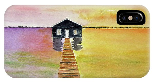 The Old Boat Shed IPhone Case