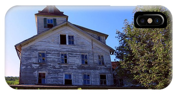 The Old Cold Spring Hotel IPhone Case