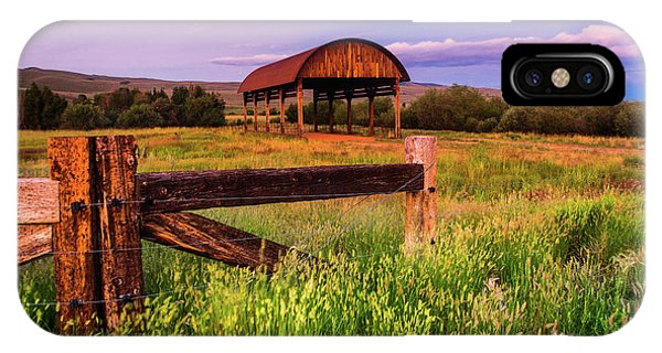 The Old Hay Barn IPhone Case