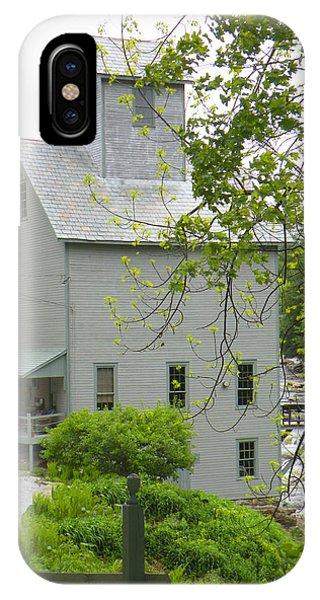 The Old Kingsley Mill Phone Case by Rosalie Scanlon