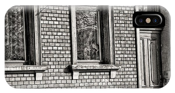 The Old Man In The Window IPhone Case