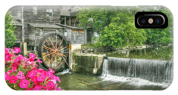The Old Mill IPhone Case