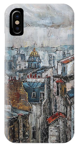 The Old Quarter II IPhone Case