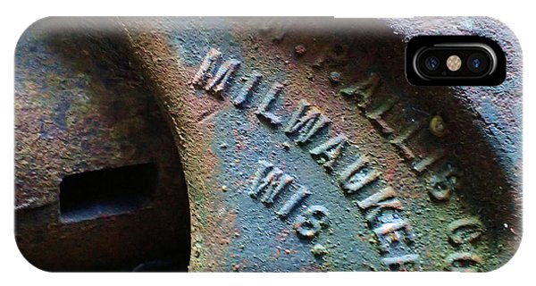 The Old Stamp Mill- Findley Mine IPhone Case