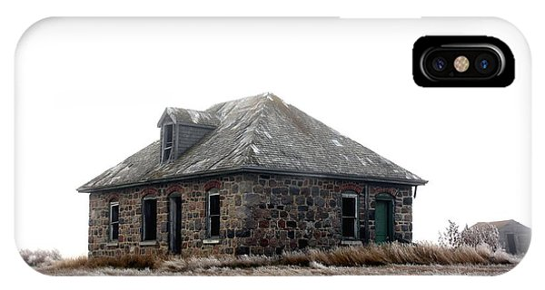 The Old Stone House IPhone Case