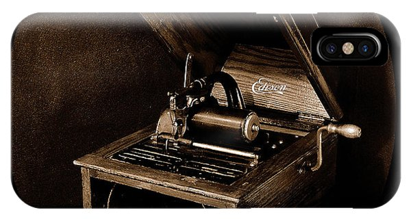 The Old Victrola IPhone Case