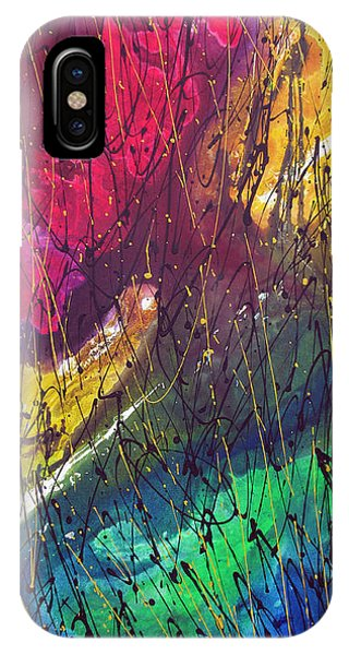 IPhone Case featuring the painting The Oldest by Rick Baldwin
