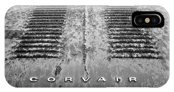 Corvair iPhone Case - The Ole Corvair by Linda D Lester