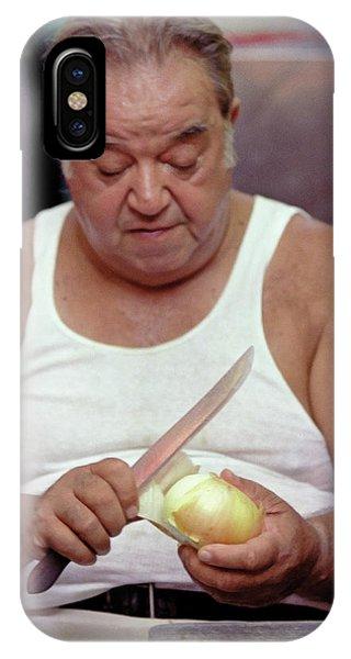 The Onion Man IPhone Case