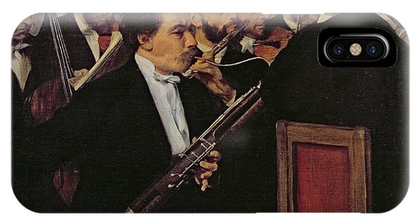 The Opera Orchestra IPhone Case