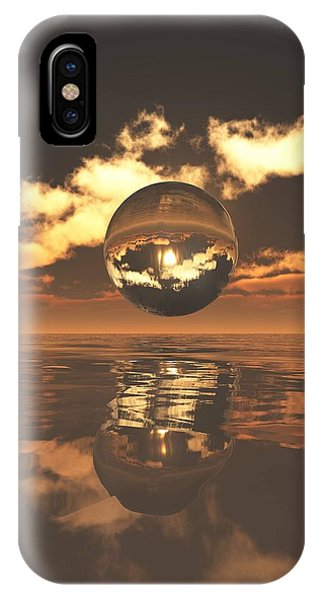 The Orb IPhone Case