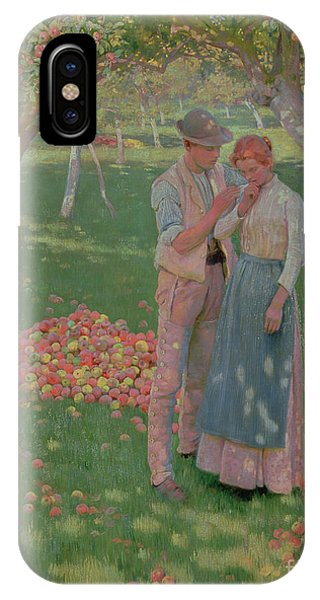 Orchard iPhone Case - The Orchard by Nelly Erichsen