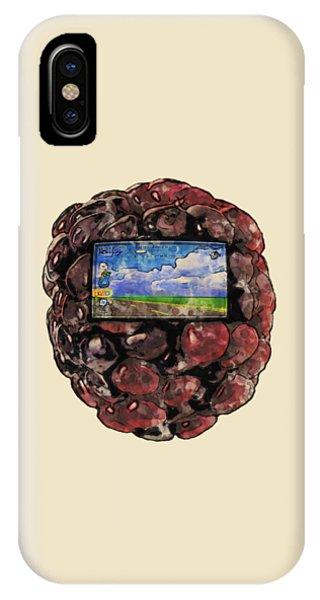 The Blackberry Concept IPhone Case