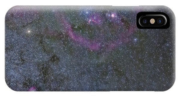 The Orion Complex IPhone Case