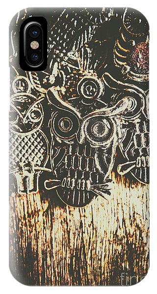 Metal iPhone Case - The Owlactic Gathering by Jorgo Photography - Wall Art Gallery