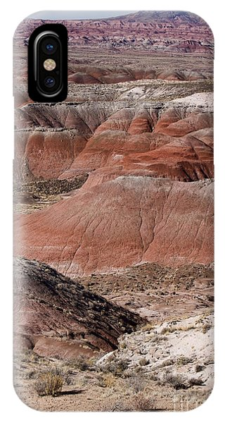 The Painted Desert  8024 IPhone Case