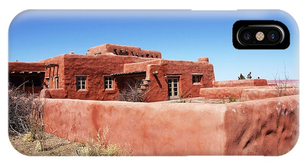 The Painted Desert Inn IPhone Case