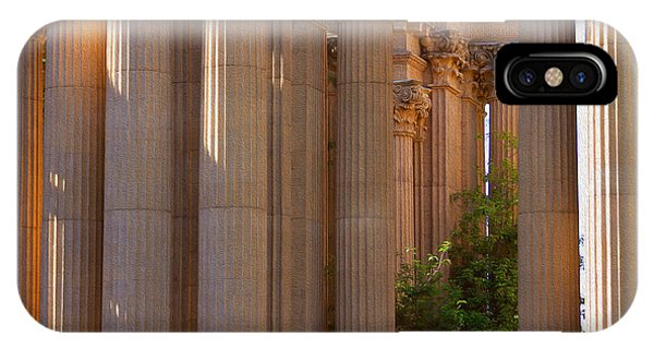 The Palace Columns IPhone Case