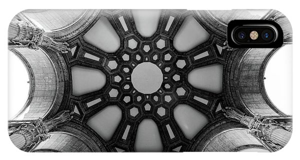 The Palace Of Fine Arts Dome IPhone Case