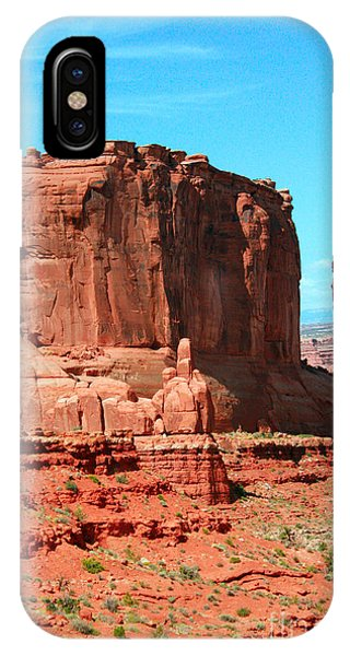 Courthouse iPhone Case - The Park Avenue Courthouse Spectacle by Corey Ford