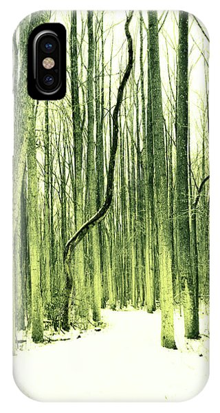 The Path Less Taken IPhone Case