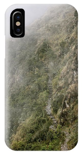 The Path To Self-discovery IPhone Case