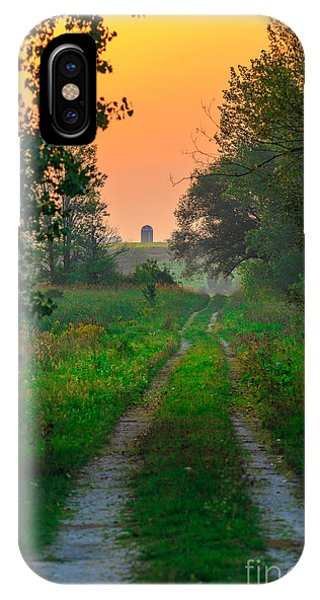 Horicon Marsh iPhone Case - The Path We Follow by Andrew Slater