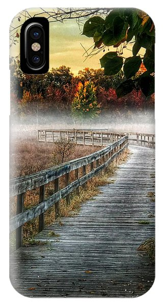 The Peaceful Path IPhone Case