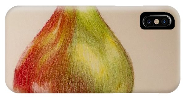 The Pear IPhone Case