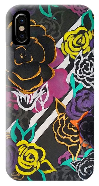 The Petals Of Prosperity IPhone Case