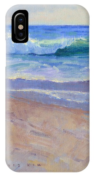 The Healing Pacific IPhone Case